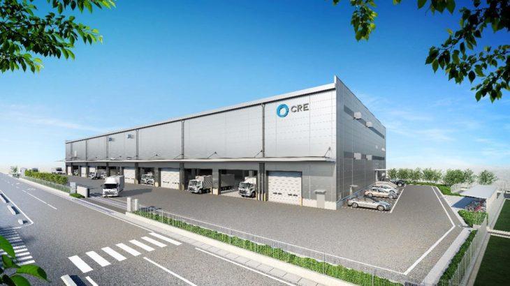 埼玉・川越で新物流施設に着工―CRE