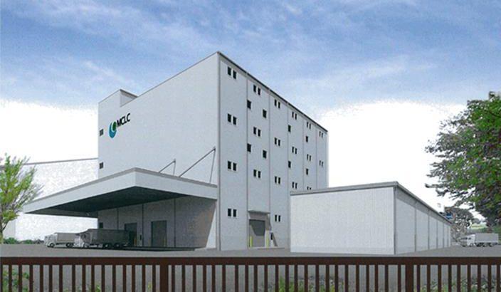 三菱ケミカル物流が埼玉・加須に新倉庫を完成