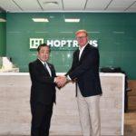 福山通運がリトアニア物流企業と提携
