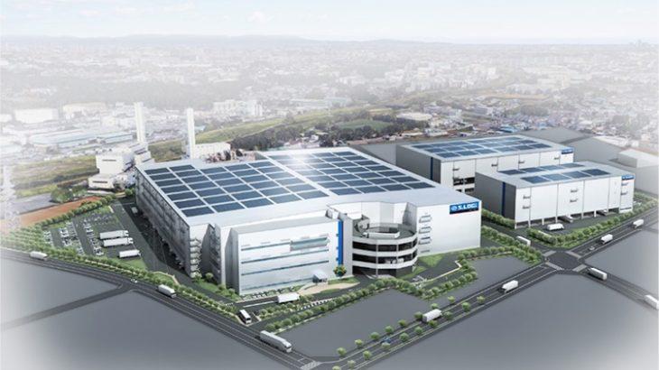 清水建設、埼玉・新座で3棟の大規模物流施設開発