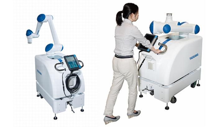安川電機が人協働型ロボットの新製品を販売開始