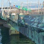 関西空港連絡橋、来年GWまでの完全復旧目指す