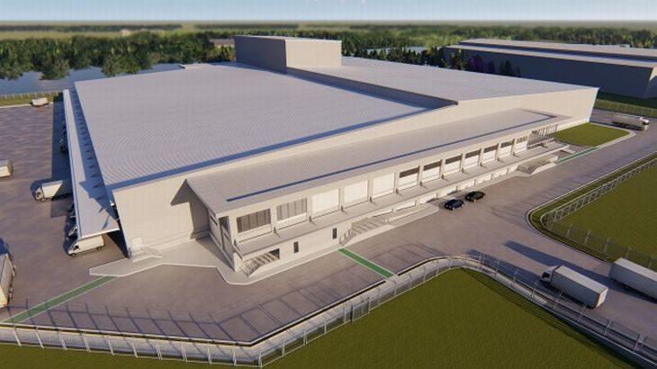 ラックランド、タイ最大級の冷凍・冷蔵倉庫関連工事を受注