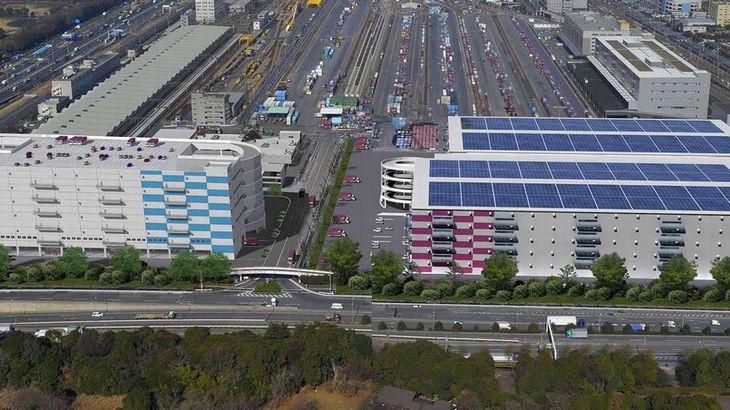 JR貨物が「東京レールゲートWEST」起工式