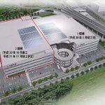 三菱倉庫、神戸の「西神配送センター2期棟」工事開始