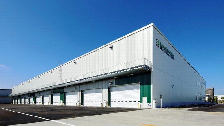 新日鉄住金エンジが堺市で物流企業向けBTS型施設完成