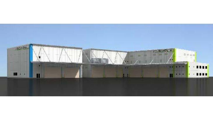 エスラインギフ、愛知・豊田に第2物流センター開設