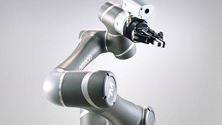 オムロンがアーム型協調ロボットを世界発売