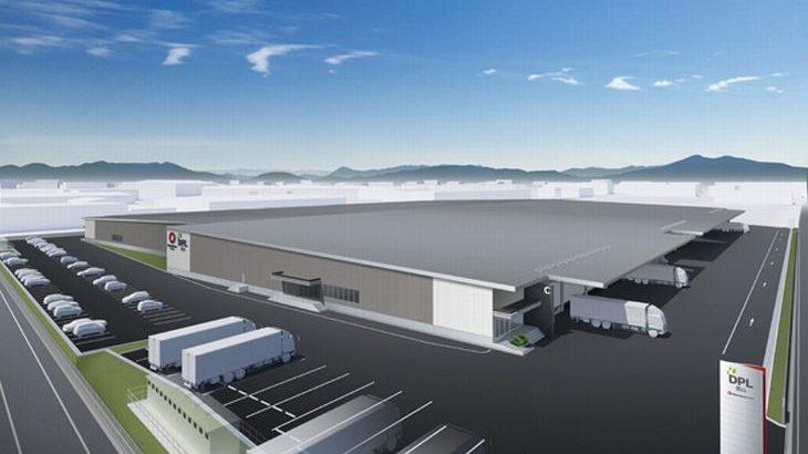 大和ハウス、福島・郡山で3・8万平方メートルのマルチテナント型物流施設が完成