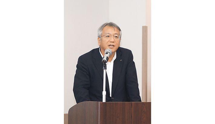 トランコム・恒川社長「丸和運輸機関との提携効果は長い目で見ている」