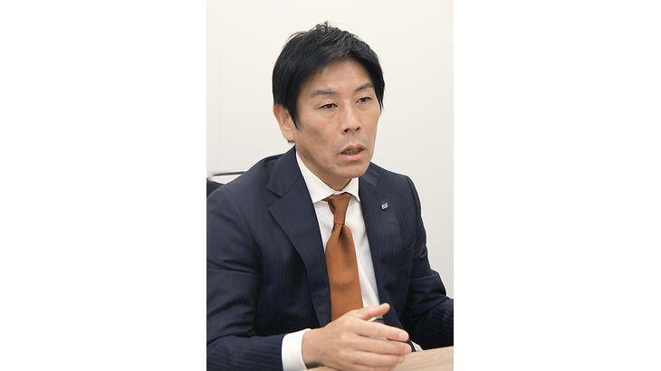 【独自取材】オリックス・小山氏、物流現場のロボット導入普及促進に全力