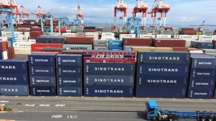 日新や日本通運が国際定期貨物列車「中欧班列」活用状況を説明