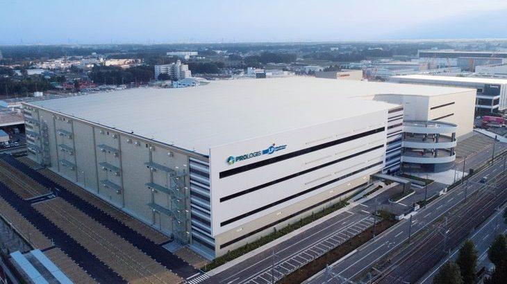 プロロジスと三井不動産の共同開発物流施設が埼玉・川越で完成