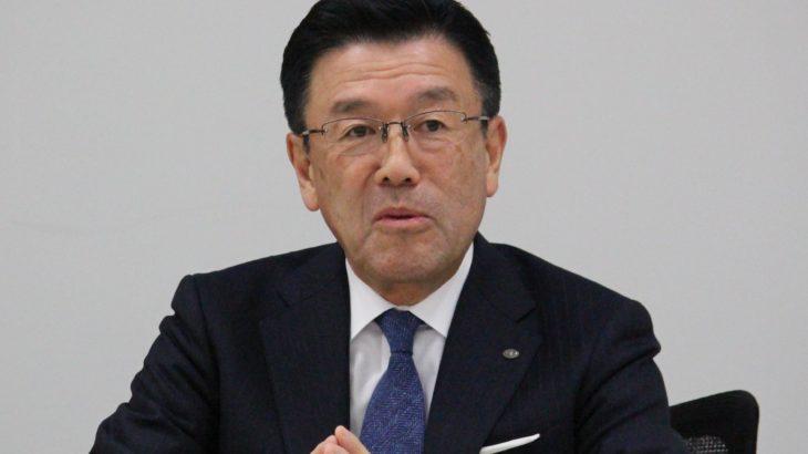 横浜冷凍・岩渕社長、冷凍・冷蔵倉庫の省力化に積極姿勢