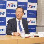 "KWE・鳥居社長「米中貿易摩擦で日系メーカーの""脱中国""始まる」"