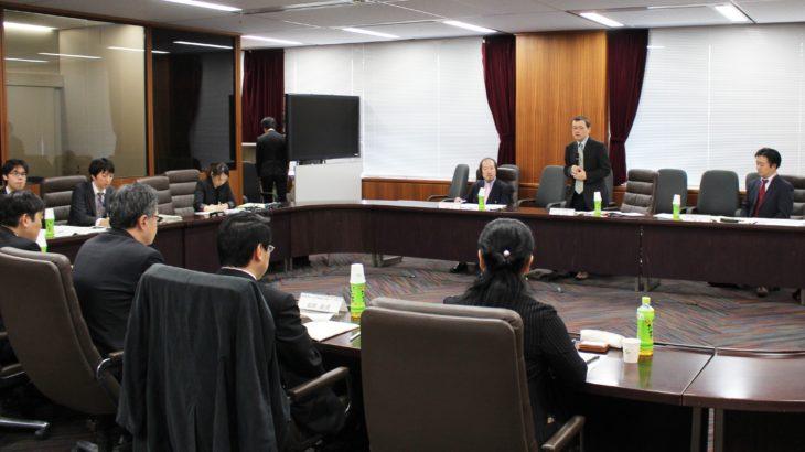 国交省の「共同物流等の促進に向けた研究会」が初会合