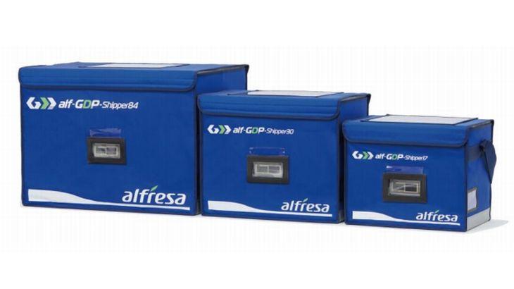 アルフレッサが国際基準の医薬品保冷輸送ツール開発