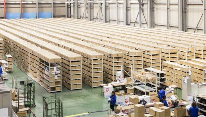 オープンロジが西日本で在庫分散サービスを開始
