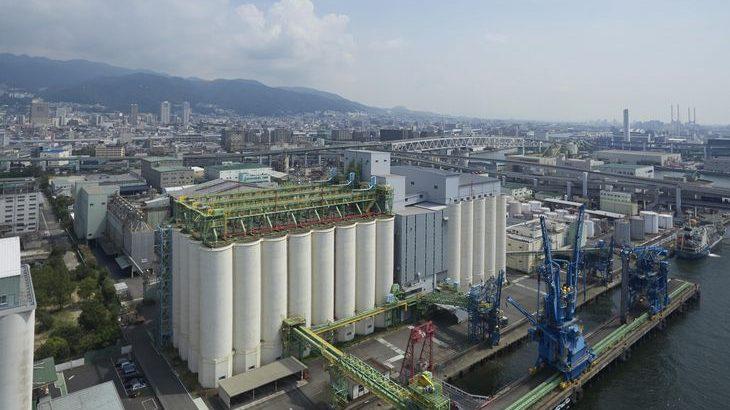 上組が神戸でバイオ発電燃料の保管・輸送事業