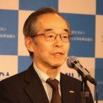 鈴木理事長ら、ドローンの国際標準化促進に意欲