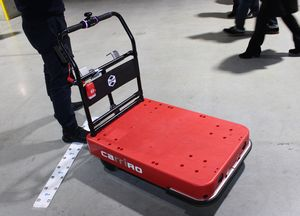 ZMP、物流支援ロボット「CarriRo」を韓国で販売へ