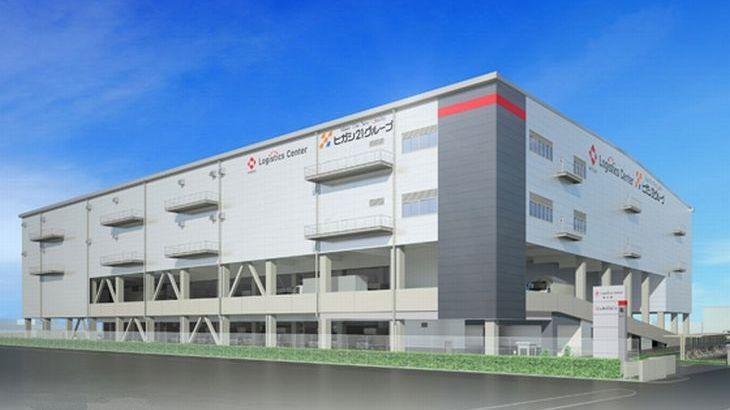 ヒガシトゥエンティワン、東大阪で3・9万平方メートルの物流拠点が11月開業