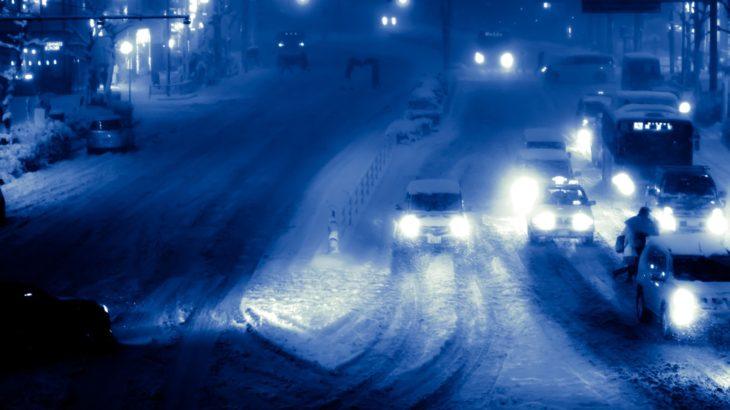 豪雪時のチェーン装着義務、規制対象は全国13区間で調整