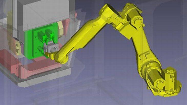 オークマが工作機械・ロボットの一括化システム開発