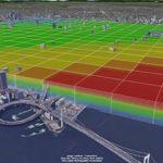 KDDIとウェザーニューズ、ドローン向け高精度気象予測システムを開発