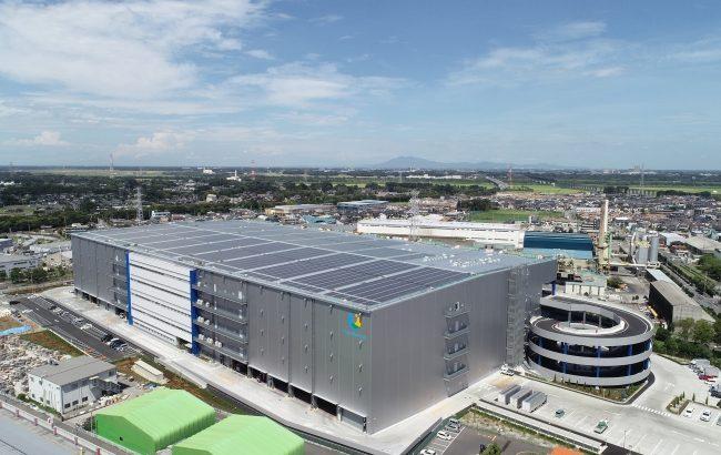 ニューバランスジャパン、千葉・柏市内で物流センターを移転