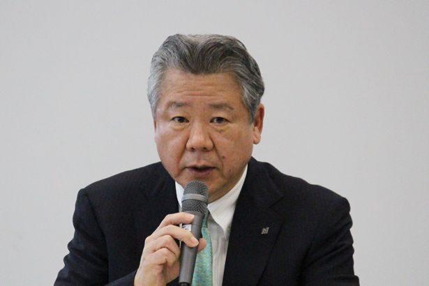 日冷倉協・大谷会長、冷蔵倉庫業界の物流サービス高度化支援に意欲