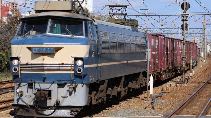 JR貨物が東京ICDから中韓向けに小口貨物輸送を開始
