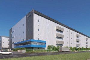 NTTロジスコ、千葉・市川のセンター内に新倉庫開発へ