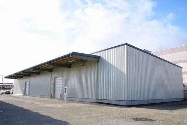 NTTロジスコ、長野市で新倉庫完成