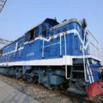 日通、自社初の専用貨物列車を中国・ドイツ間で試験運行