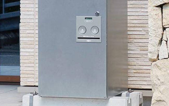 パナソニック エコソリューションズ社、東京・世田谷で宅配ボックス導入実験