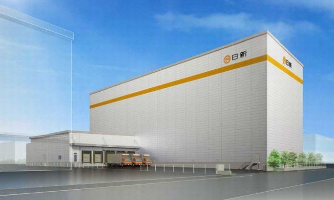 日新、神戸に冷蔵倉庫を新設へ