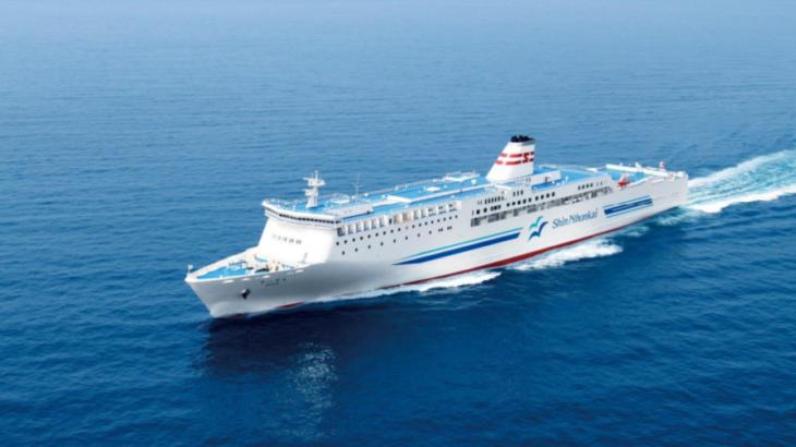神奈川・横須賀~北九州に大型フェリーを2021年春就航へ