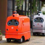 ZMP、日本初のロボット活用したコンビニ宅配実証実験へ