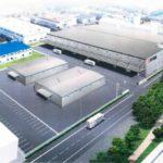 日本通運、和歌山市に新倉庫3棟建設へ