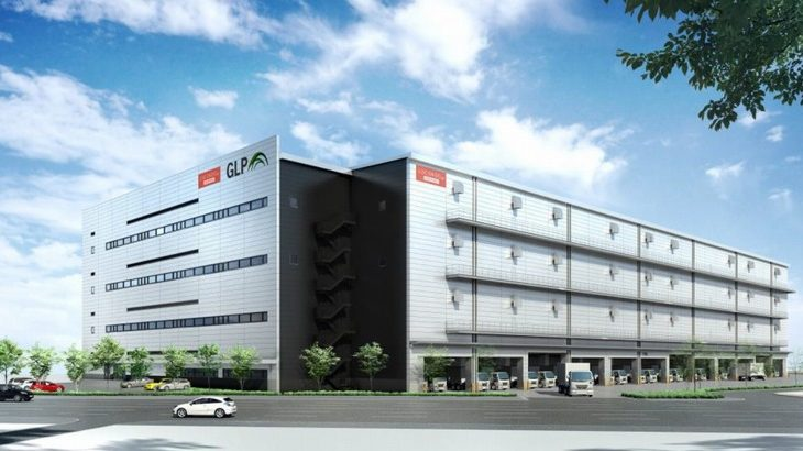 日本GLP、千葉・八千代で新施設「GLP八千代Ⅱ」の工事開始