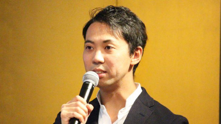 ラクスル・松本社長、運送業界のデジタル化・オープン化推進を強調