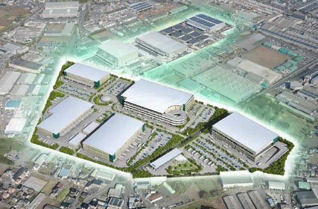 プロロジス、茨城・古河で大型物流施設開発を推進へ