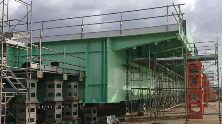 関空連絡橋の対面通行規制、3月中に解除へ