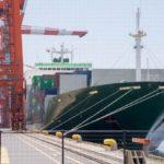 日本の18年度国際海上コンテナ貨物は東南アジアが33%増