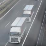 自工会、トラックの後続車有人隊列走行を24年度までに商品化