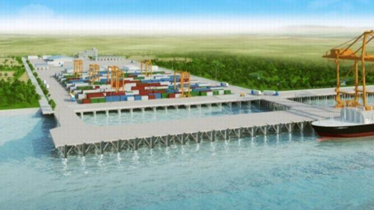 ミャンマー・ティラワ港のターミナル運営事業出資を認可