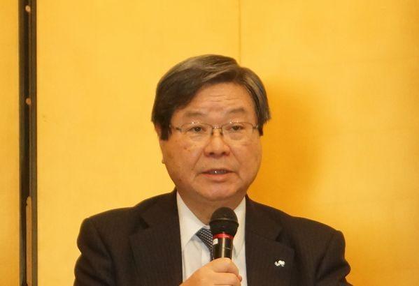 物流連・田村会長「人手不足など業界共通の課題・認識に横串を」