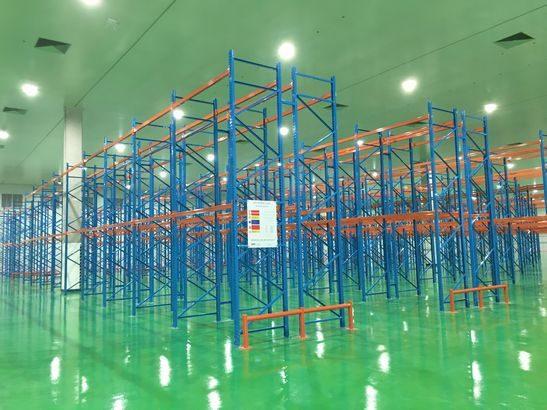 SGHDグローバル、タイ・バンコクの自社倉庫に定温倉庫を新設