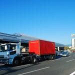 海上コンテナ車両の延べ運行稼働台数、初の3万台割れ
